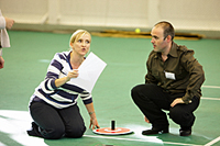 Indoor leadership skills development programme