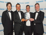 Welsh Small Business of the Year Winners 2008